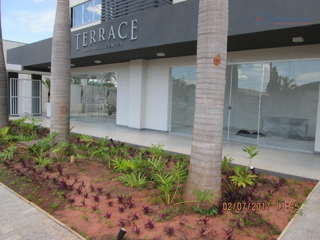 Sala comercial para locação, Terrace Bussines Center, Vila Nova, Três Lagoas.
