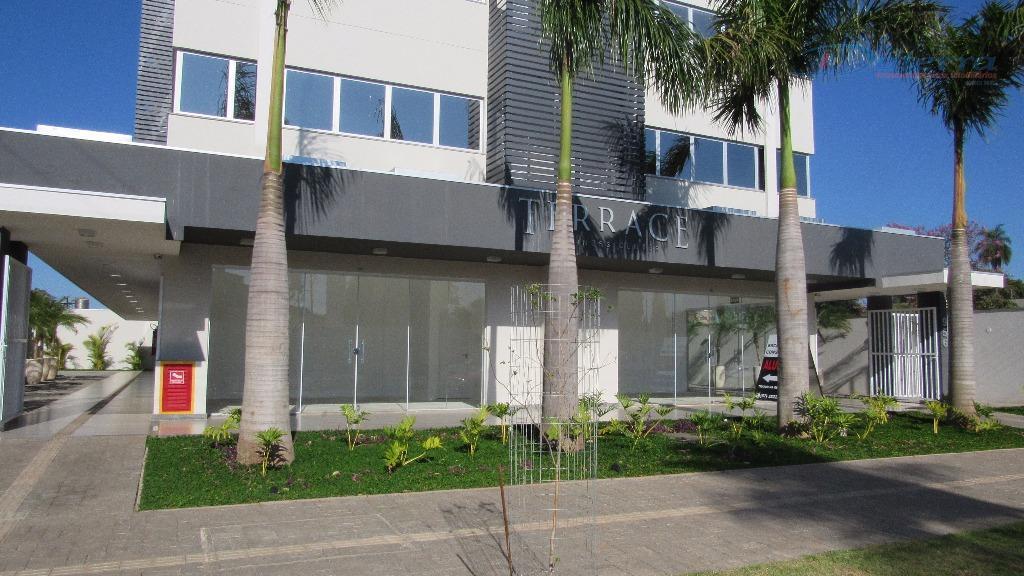 Sala comercial para locação, São Jorge, Três Lagoas.