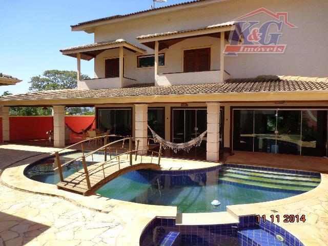 Casa residencial à venda, Condominio Parque das Garças I, Atibaia.