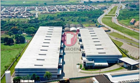 Condomínio Logístico/Industrial em Campinas-SP