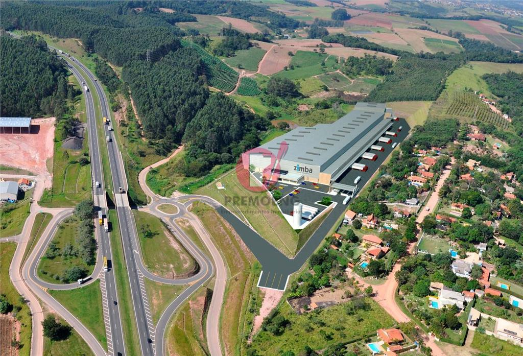 Condomínio Logístico/Industrial em Itatiba-SP