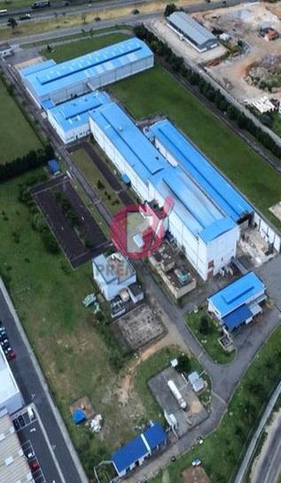 Galpão industrial para venda e locação, Centro, Caçapava.