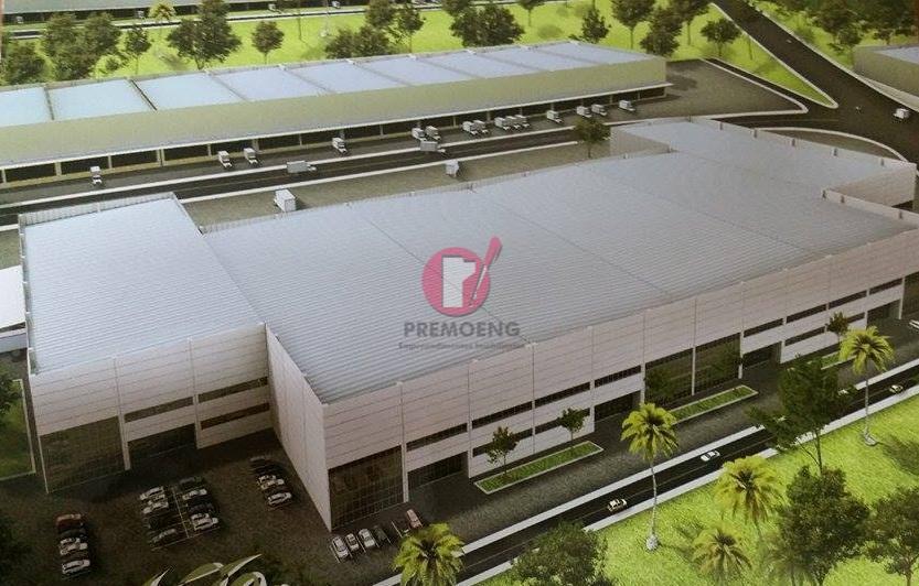 Condomínio Logístico/Industrial em Cabreúva-SP