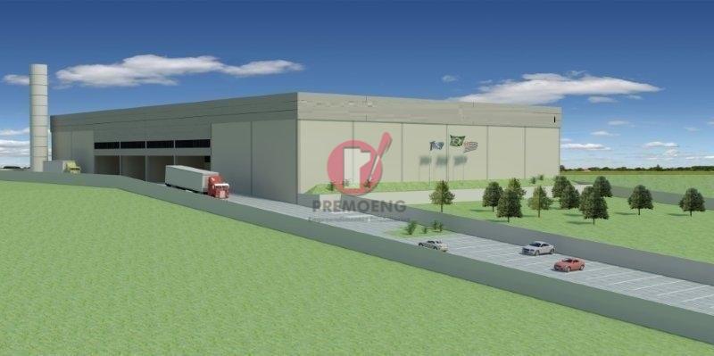 Condominio Logistico/Industrial em Osasco-SP