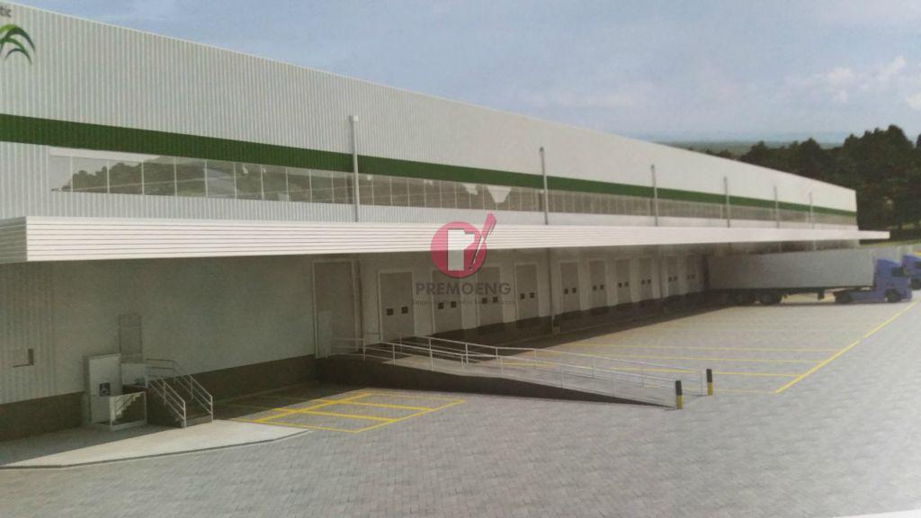 Centro Logistico/Industrial em Embu das Artes-SP