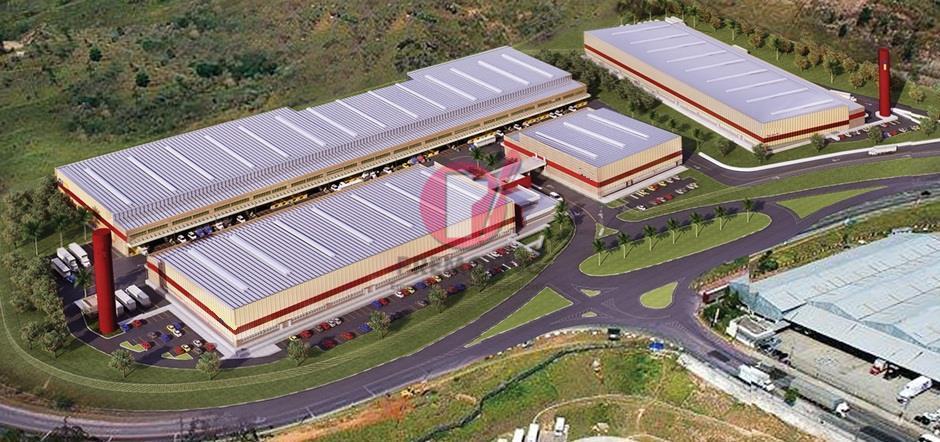 Condomínio Logístico/Industrial em Itapevi-SP