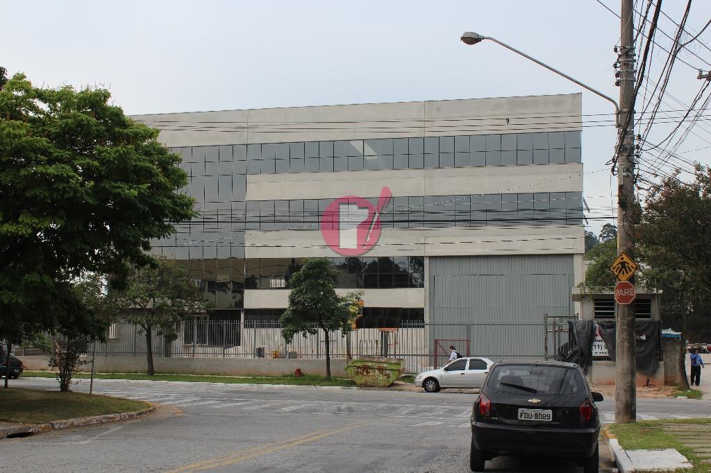 Galpão Logístico/Industrial em Barueri/SP.
