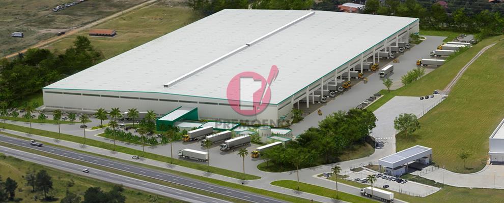 Condomínio Logístico/Industrial em Itupeva/SP - Prox. Rod dos Bandeirantes