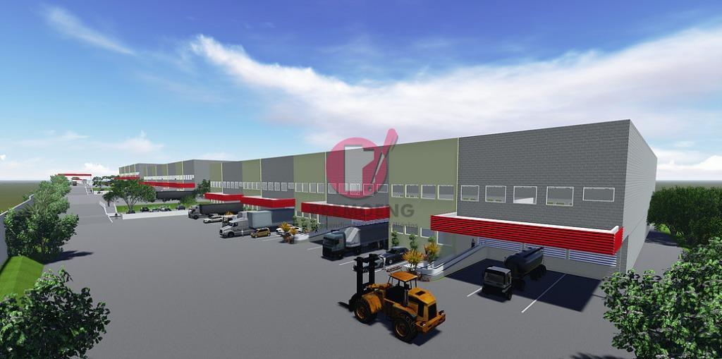 Condomínio Logístico/Industrial em Sumaré/SP