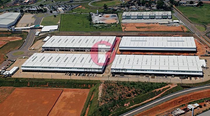 Condomínio Logistico/Industrial em Campinas-SP