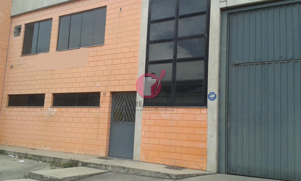 Galpão Comercial/Logístico/Industrial em Osasco/SP
