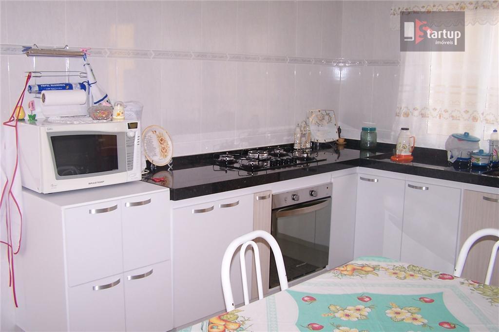 Sobrado residencial à venda, Santa Paula, São Caetano do Sul.