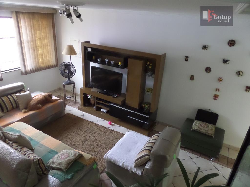 Sobrado  residencial à venda, Nova Gerty, São Caetano do Sul.