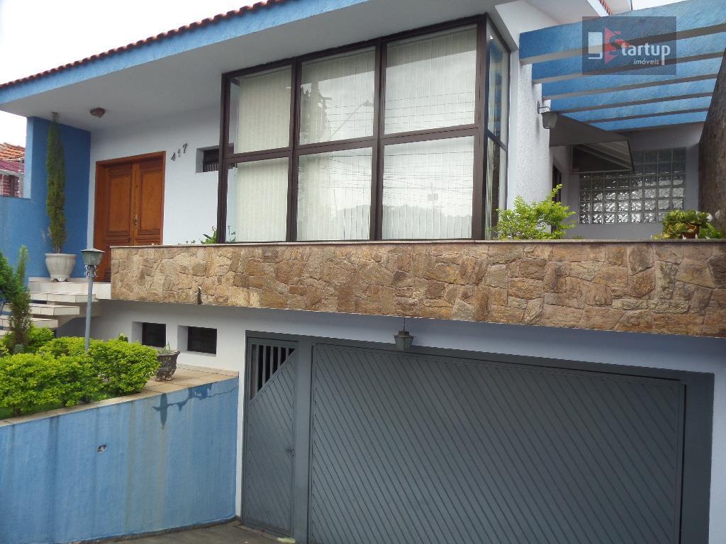 Casa residencial para venda e locação, Olímpico, São Caetano do Sul - CA0147.