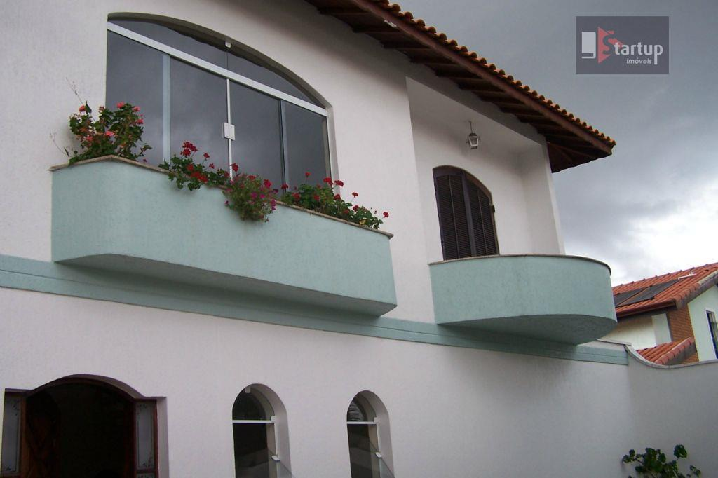 Sobrado residencial à venda, Jardim São Caetano, São Caetano do Sul.