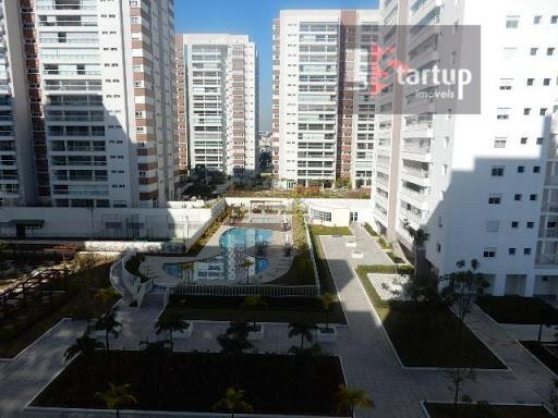 Apartamento residencial à venda, Santo Antônio, São Caetano do Sul - AP1388.