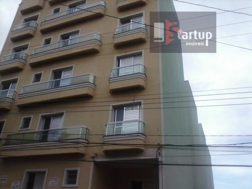 Apartamento residencial à venda, Nova Gerty, São Caetano do Sul.