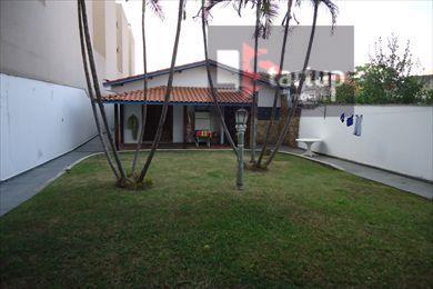 Casa residencial à venda, Boa Vista, São Caetano do Sul.