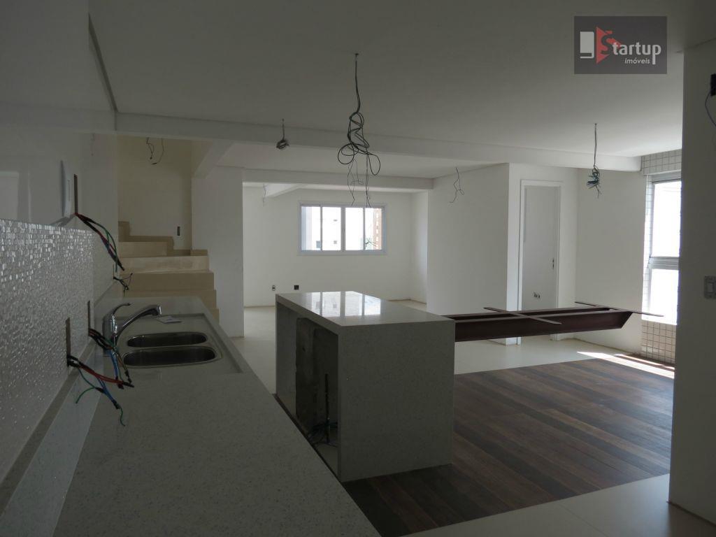 Apartamento Triplex residencial à venda, Osvaldo Cruz, São Caetano do Sul.
