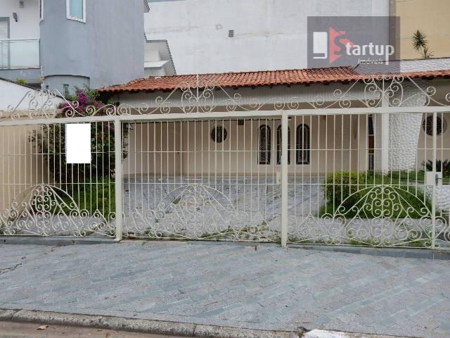 Casa residencial para locação, Jardim São Caetano, São Caetano do Sul.