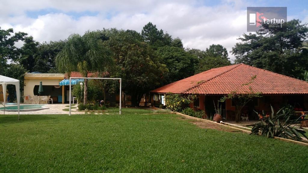 Chácara rural à venda, Jardim Paraíso II, Itu.