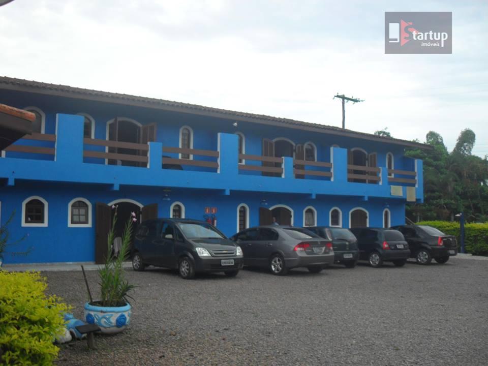 Pousada comercial à venda, Águas do Inga, Ubatuba.
