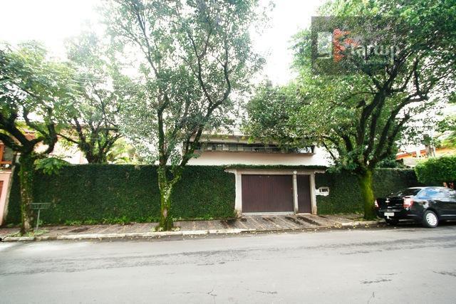 Casa residencial para venda e locação, Jardim São Caetano, São Caetano do Sul - CA0531.