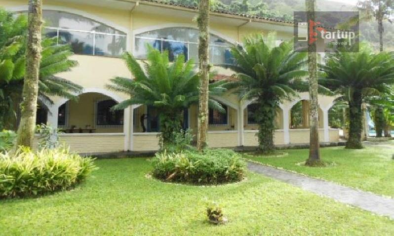 Sobrado residencial à venda, Jardim Guaiuba, Guarujá.