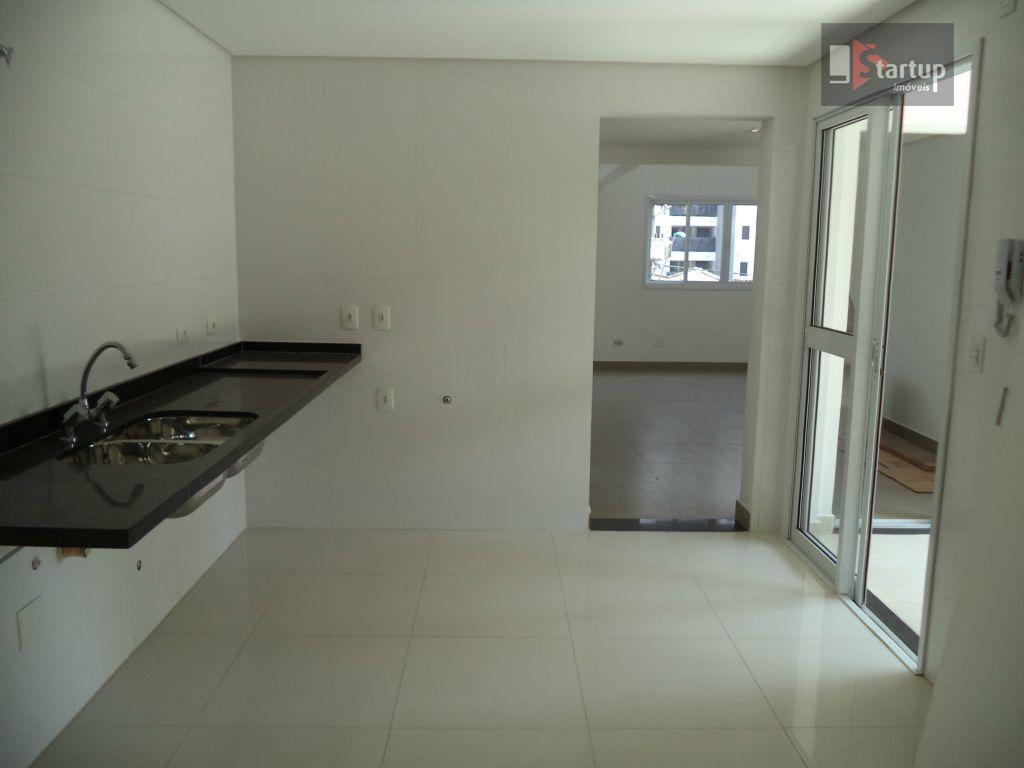 Apartamento Duplex  residencial à venda, Osvaldo Cruz, São Caetano do Sul.