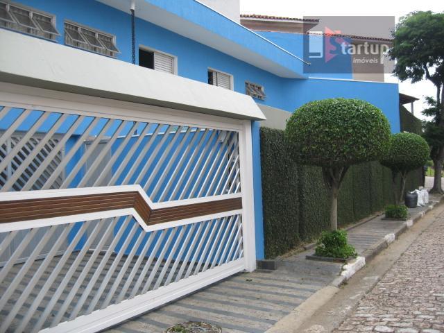 Casa residencial à venda, Nova Petrópolis, São Bernardo do Campo.