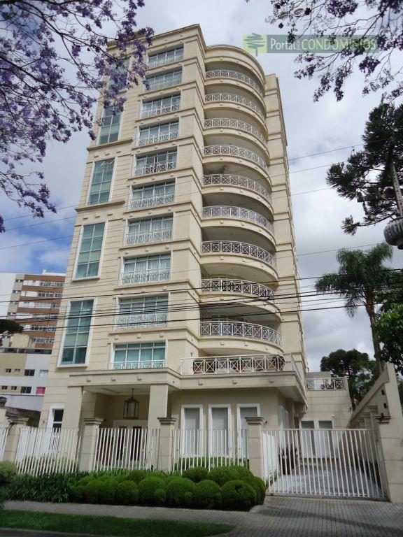 Apartamento residencial à venda, Batel, Curitiba - AP0068.