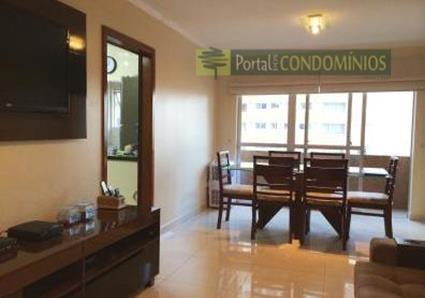 Apartamento residencial à venda, Vila Izabel, Curitiba - AP0075.