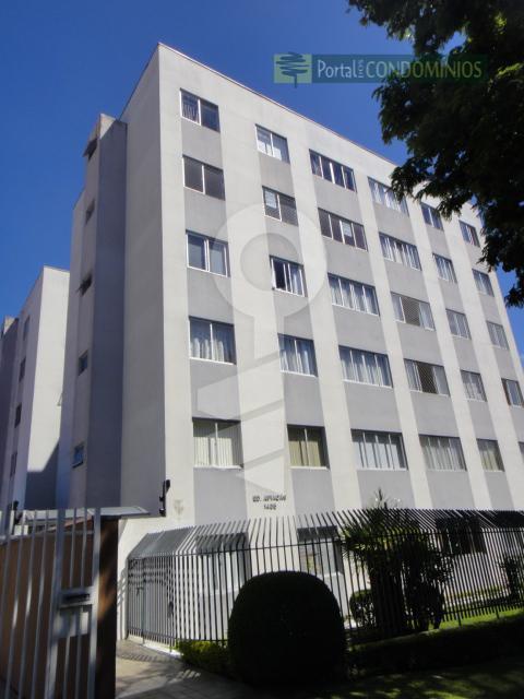 Apartamento residencial à venda, Boa Vista, Curitiba - AP0115.