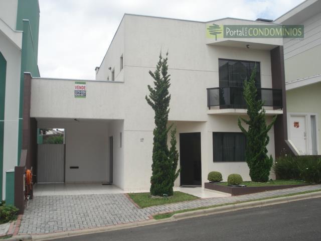 Casa residencial à venda, Santa Quitéria, Curitiba - CA0087.