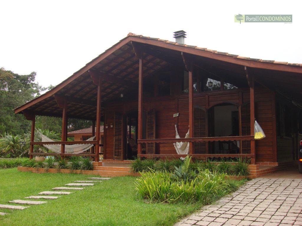 Casa residencial à venda, Vila Franca, Piraquara - CA0118.