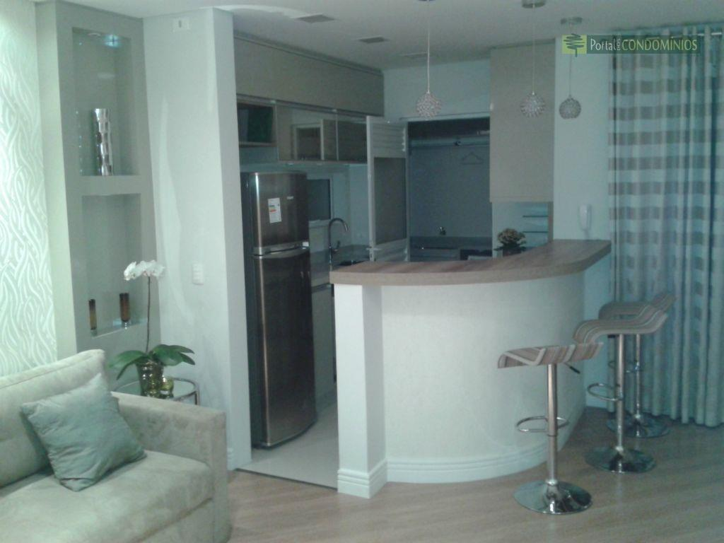 Apartamento residencial à venda, Alto da Rua XV, Curitiba - AP0130.