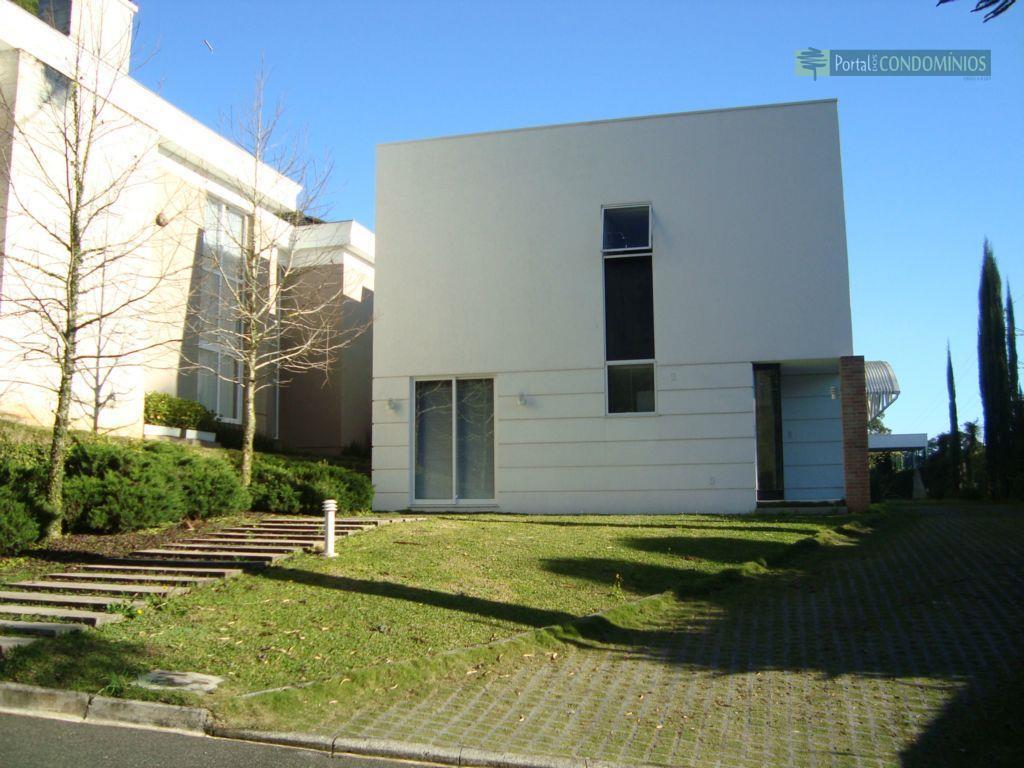Casa residencial à venda, Santa Felicidade, Curitiba - CA0119.