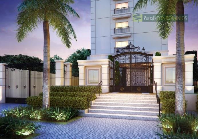 Apartamento residencial à venda, Batel, Curitiba - AP0138.