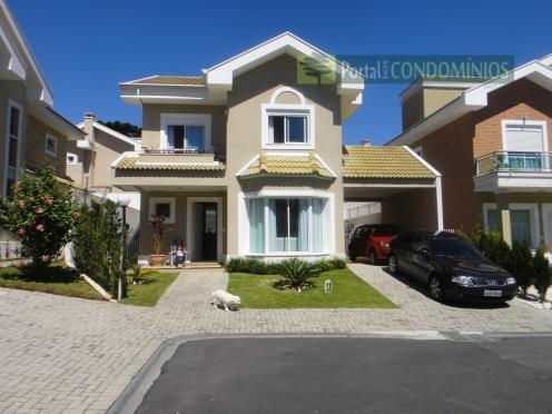 Casa residencial à venda, Santa Felicidade, Curitiba, Portal dos Condomínios.