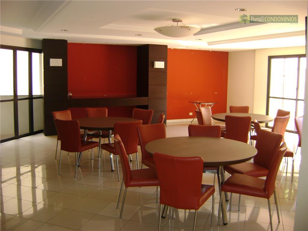 Apartamento residencial à venda, Bigorrilho, Curitiba - AP0015.