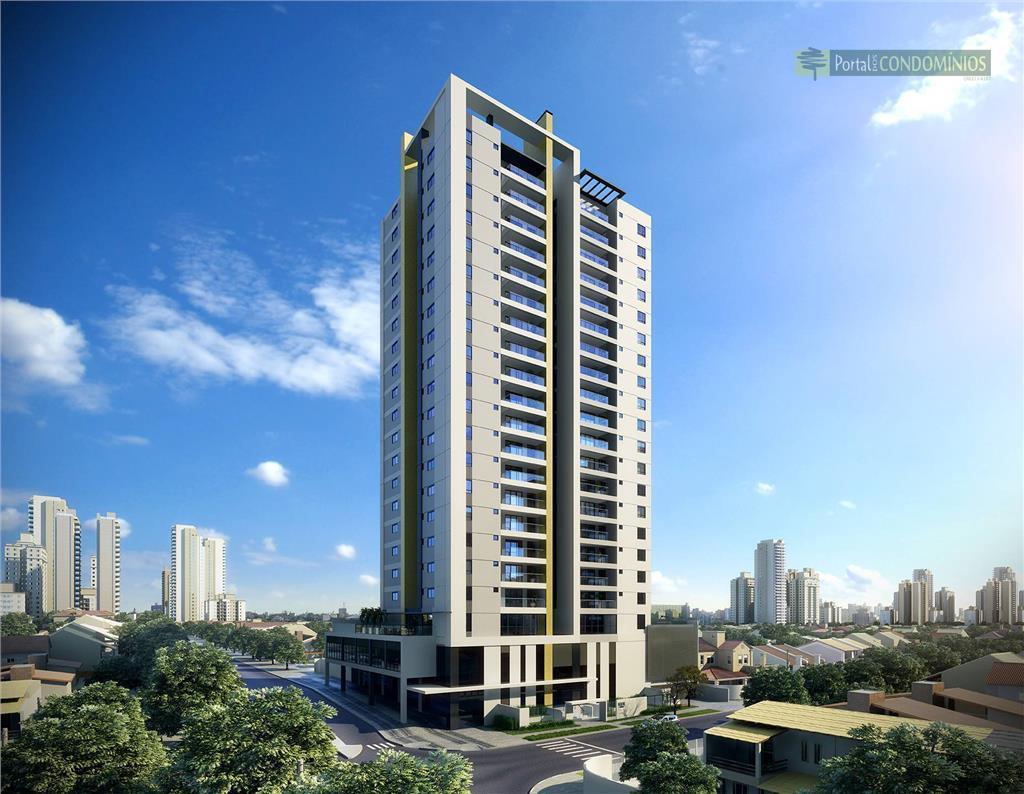 Apartamento residencial à venda, Cabral, Curitiba - AP0211.