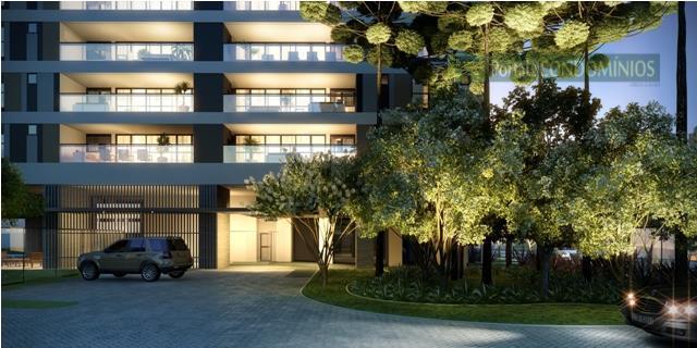 Apartamento residencial à venda, Água Verde, Curitiba - AP0212.