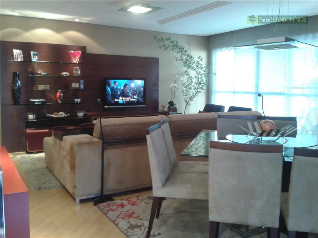 Apartamento residencial à venda, Alto da Rua XV, Curitiba - AP0047.