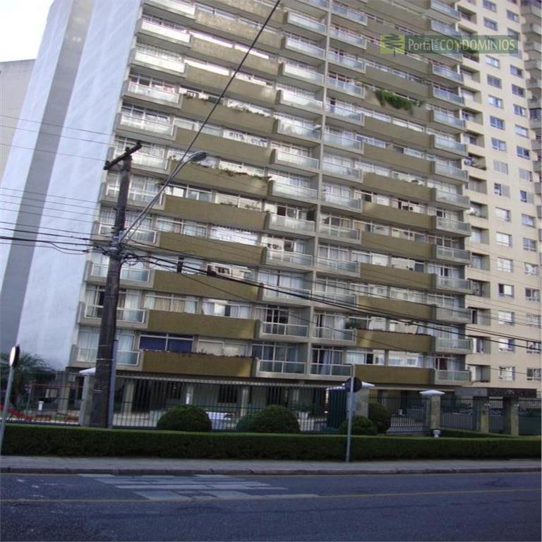 Apartamento residencial à venda, Bigorrilho, Curitiba - AP0031.