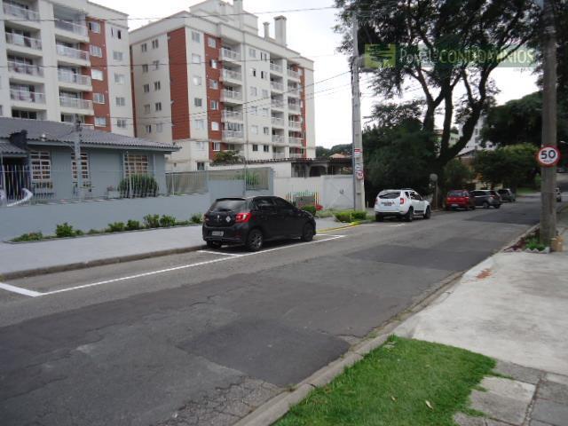 Apartamento residencial à venda, Vila Izabel, Curitiba - AP0221.