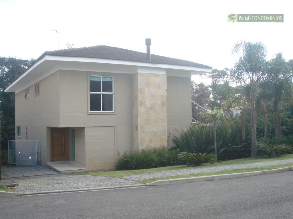 Casa residencial à venda, Cascatinha, Curitiba - CA0132, Portal dos Condominios