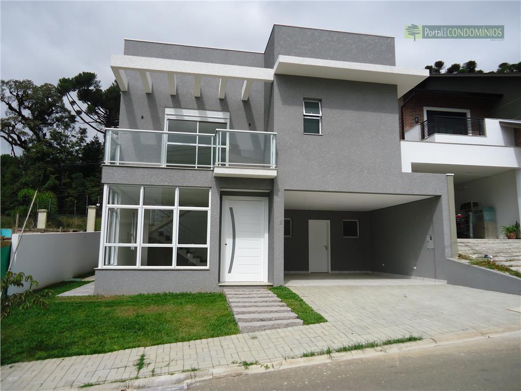 Casa residencial à venda, São Braz, Curitiba - CA0134.