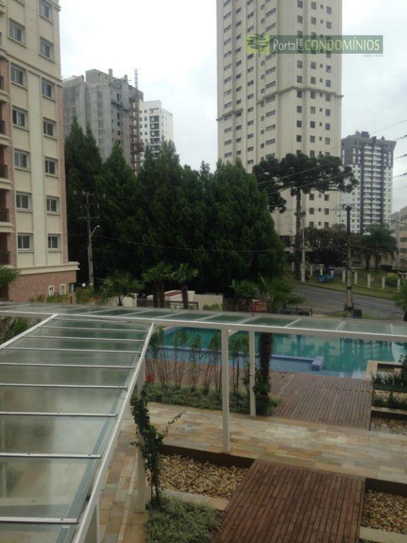 Apartamento residencial à venda, Ecoville, Curitiba - AP0232.