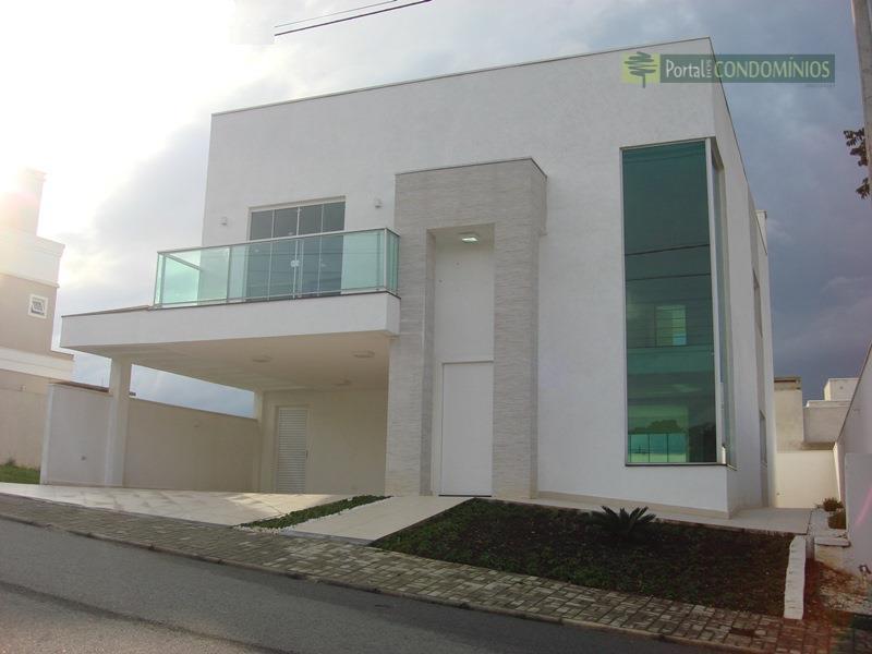 Casa residencial à venda, Santa Felicidade, Curitiba - CA0139.