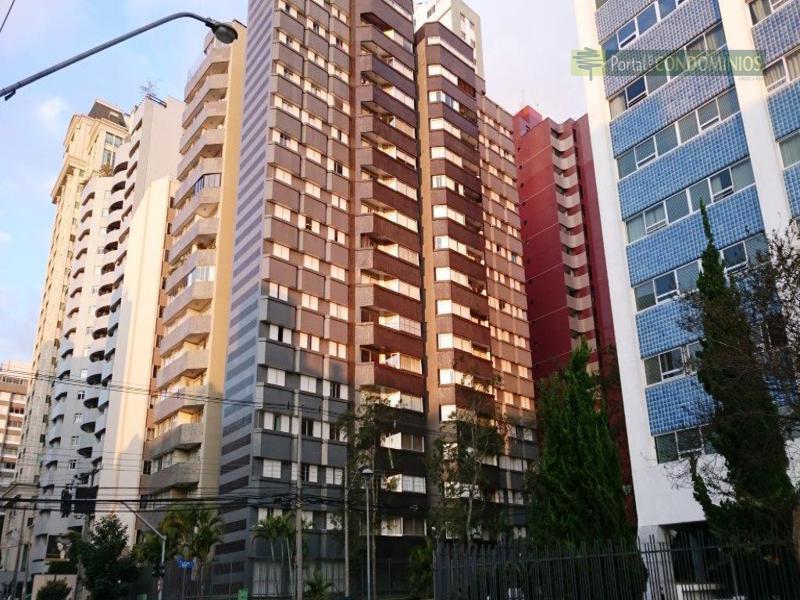 Apartamento residencial à venda, Batel, Curitiba - AP0239.